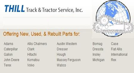 Thill Track & Tractor Service Inc. - Eau Claire, WI