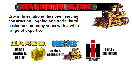 Brown International Services, Inc. - Armstrong, BC