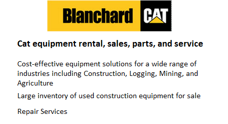 Blanchard Machinery Used Parts - West Columbia, SC