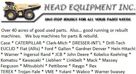 Head Equipment Inc. - Celina, TN