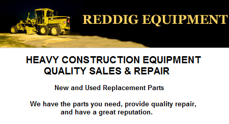 Reddig Equipment - Kalispell, MT