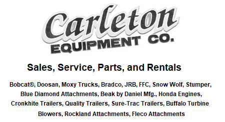 Carleton Equipment Company - Kalamazoo, MI