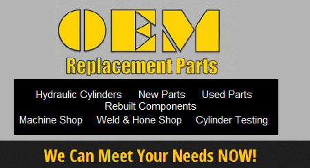 O E M  Replacement Parts - Joshua, TX