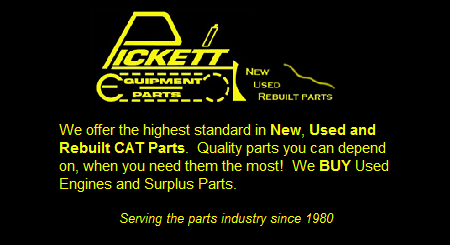 Pickett Equipment Parts - Franklin, IN