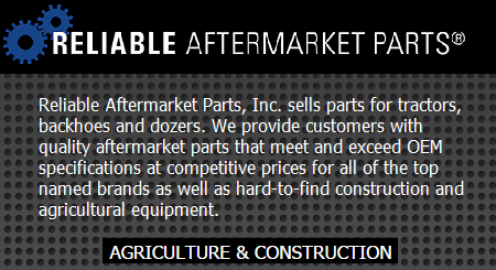 Reliable Aftermarket Parts, Inc. - Williamston, MI