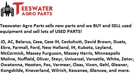 Teeswater Agro Parts - Teeswater, ON