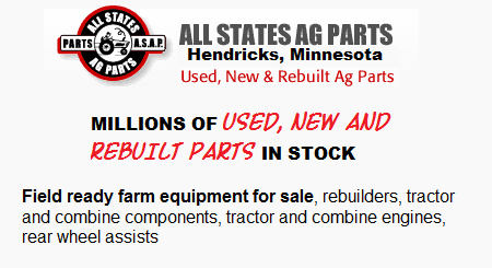 All States Ag Parts, Inc - Hendricks, MN - Hendricks, MN