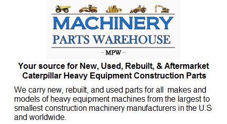 Machinery Parts Warehouse - Peru, IL