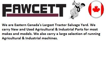Fawcett Tractor Supply Ltd. - St. Marys, ON