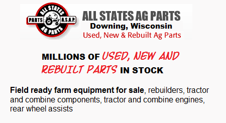 All States Ag Parts, Inc - Downing, WI - Downing, WI