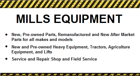 Mills Equipment LLC - Porter, TX