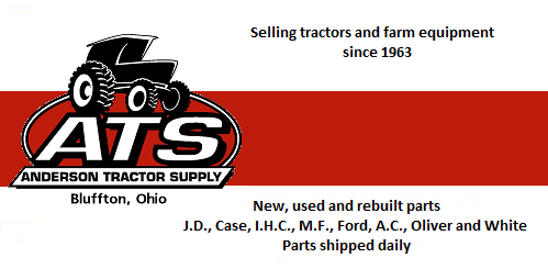 Anderson Tractor Supply - Bluffton, OH