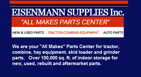 Eisenmann Supplies INC. - Madison, NE