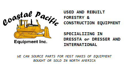 Coastal Pacific Equipment - Williams Lake, BC
