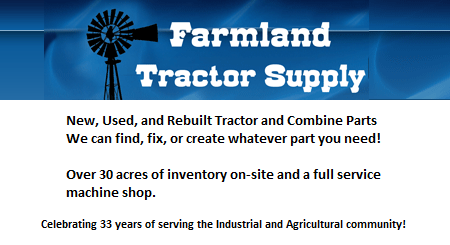 Farmland Tractor Supply - Tangent, OR