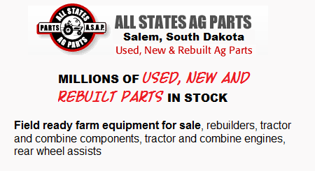 All States Ag Parts, Inc - Salem, SD - Salem, SD